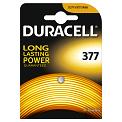 Duracell 377 zilveroxide horlogebatterij