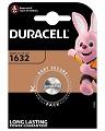 Duracell Lithium CR1632 Knoopcel batterij