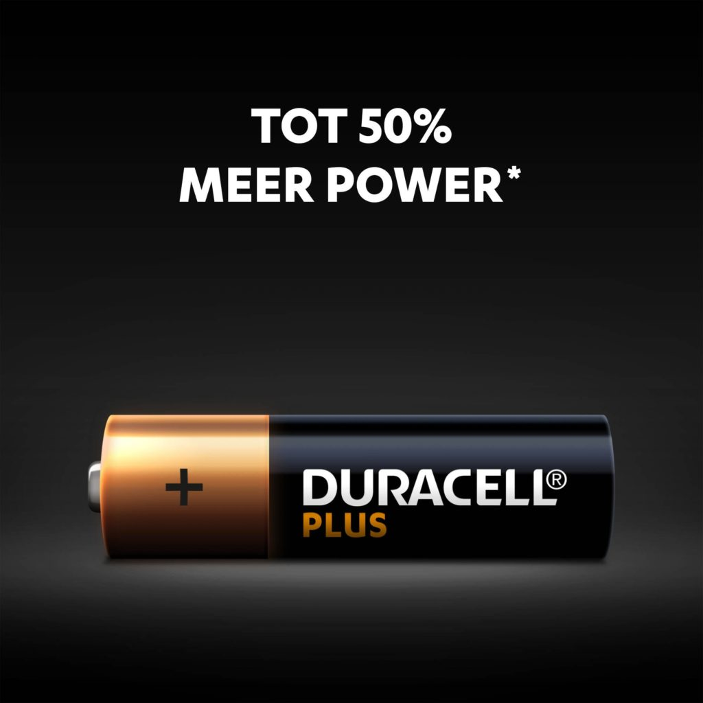 Tot 50 procent meer power