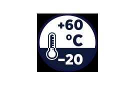 Voorkom extreme temperaturen
