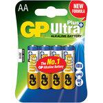 GP Ultra Plus Alkaline AA blister