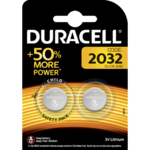 Duracell lithium knoopcel CR2032 blister