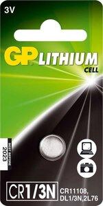 GP CR1/3N Photo Lithium (CR11108), blister 1