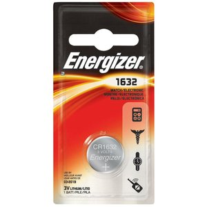 Energizer CR1632 Lithium knoopcel, blister 1