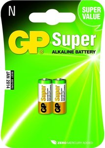 GP Super Alkaline N Lady, blister 2