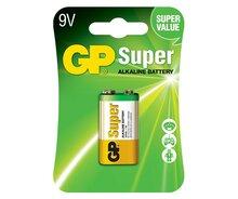 GP Super Alkaline 9V blok blister