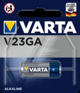 Varta V23GA hoogvoltage alkaline batterij blister