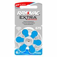 Rayovac 675 blister