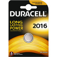 Duracell lithium knoopcel CR2016