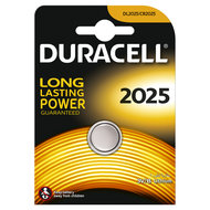 Duracell lithium knoopcel CR2025