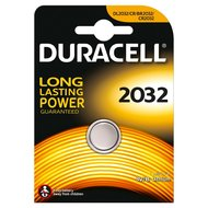 Duracell lithium knoopcel CR2032