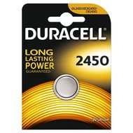 Duracell lithium knoopcel CR2450