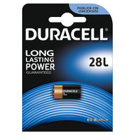 Duracell Photo Lithium PX28L blister