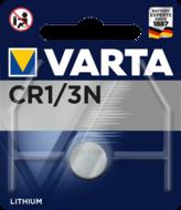 Varta CR1/3N lithium batterij