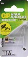 GP 11A MN11 hoogvoltage alkaline batterij blister