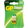 Super Alkaline AAAA Piccolo blister
