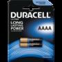 Duracell Ultra Power Alkaline AAAA batterij