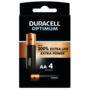 Duracell Optimum Alkaline AA batterij