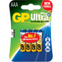 GP Ultra Plus Alkaline AAA blister