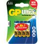 GP Ultra Plus Alkaline AAA blister
